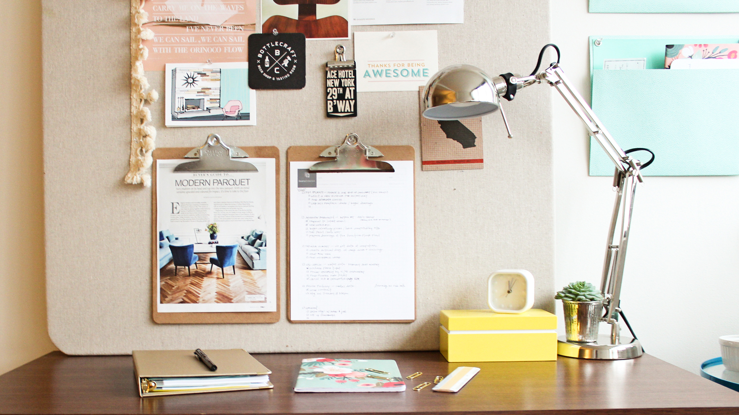 Make the Most of Your Home Office Space | IDEALUST